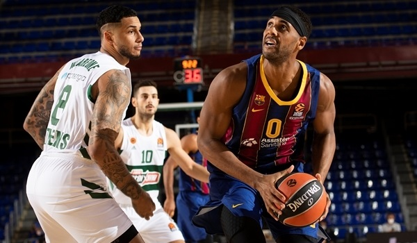 RS4 Report: Barcelona fends off Panathinaikos in OT