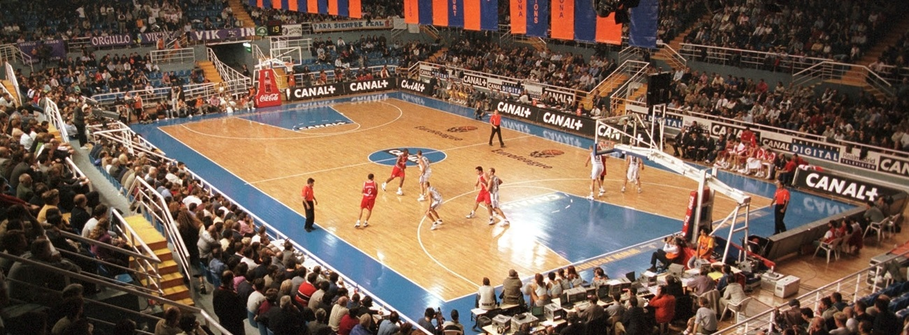 20 years later: Remembering the EuroLeague's first game