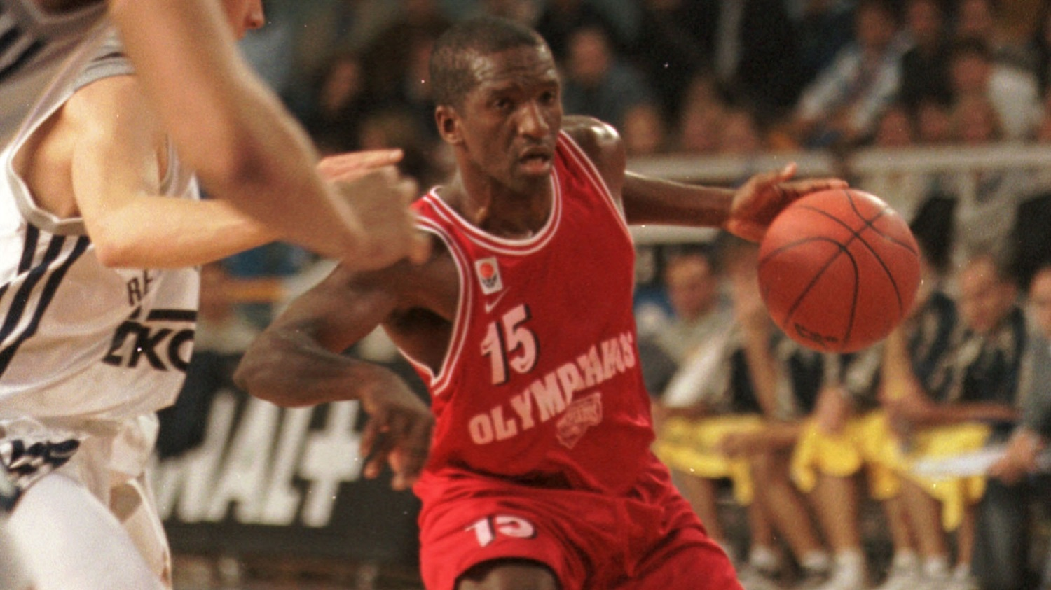 David Rivers had 5 points for Olympiacos, all from free throws
