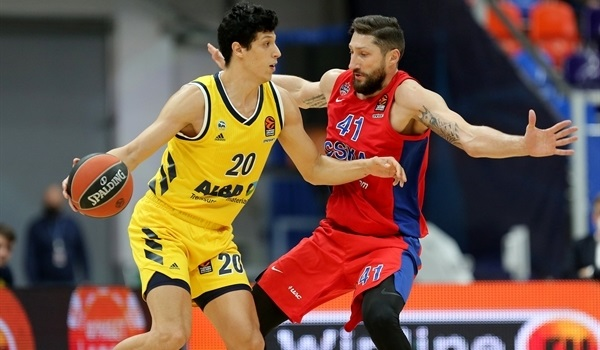 RS4 Report: ALBA holds off CSKA in thriller to claim first win