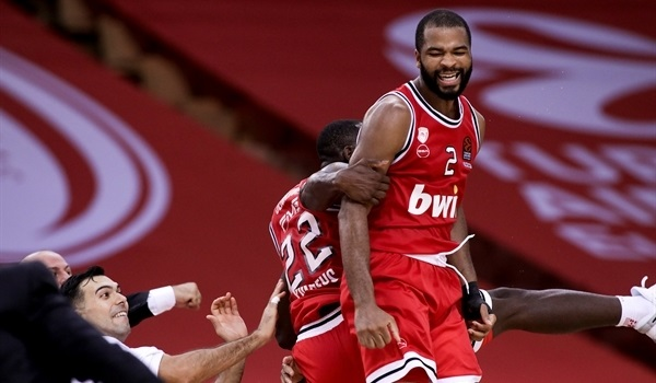 RS4 Report: Olympiacos get Harrison heroics to defeat Maccabi