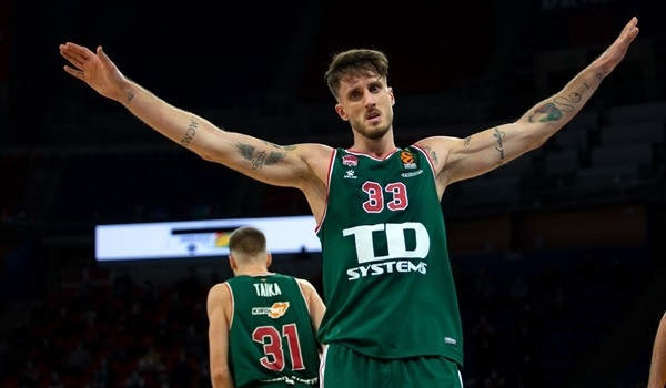 RS4 Report: Polonara shines, Baskonia downs Khimki