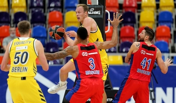 Offensive rebounding completed ALBA's recipe for succes
