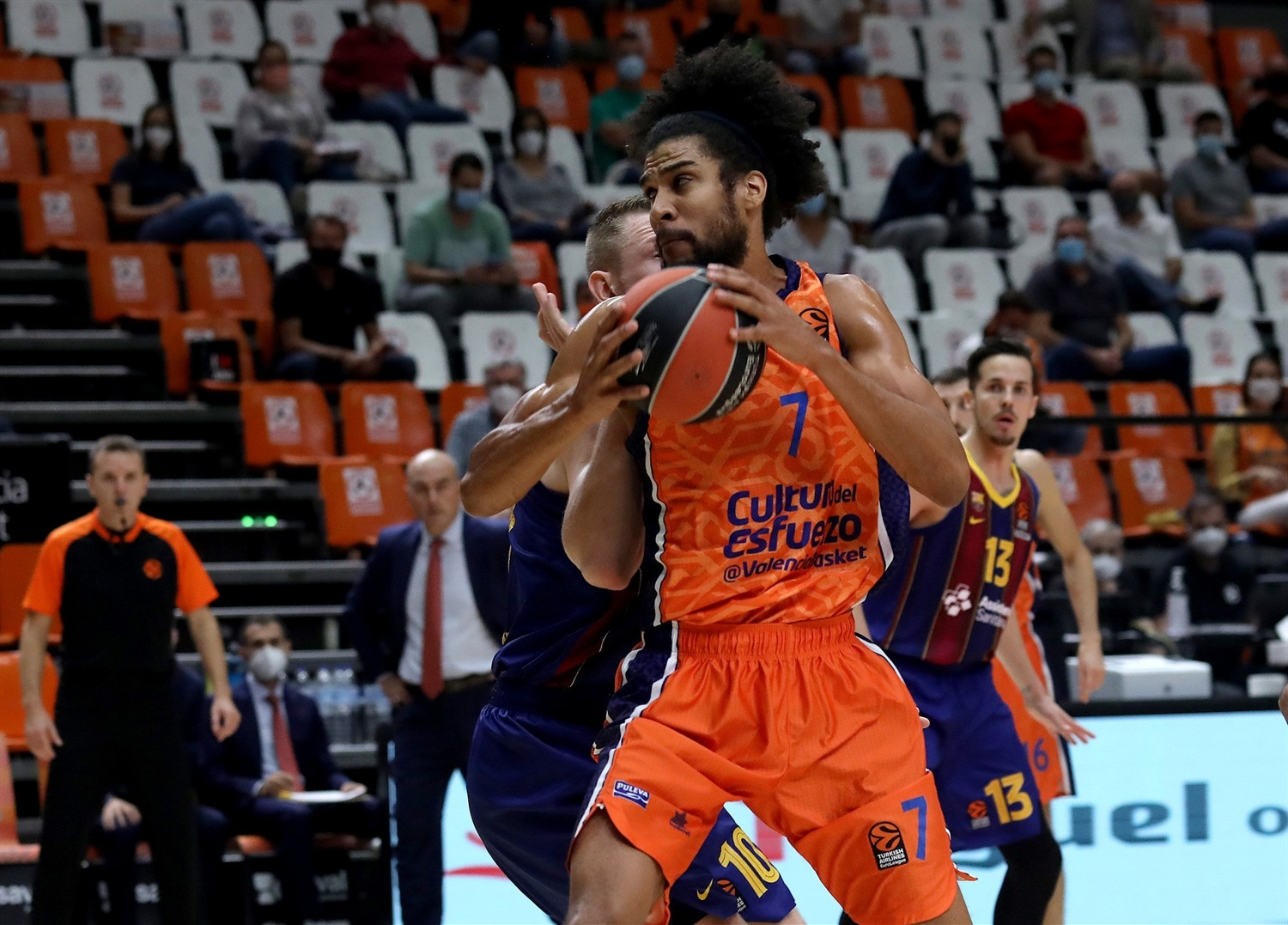 Louis Labeyrie - Valencia Basket - EB20