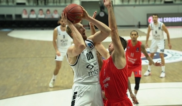 RS04 Report: Partizan bounces back to beat Bahcesehir