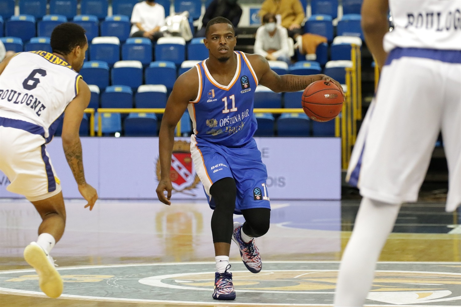 Isaiah Whitehead - Mornar Bar (photo Metropolitans - Olivier DAlmeida) - EC20