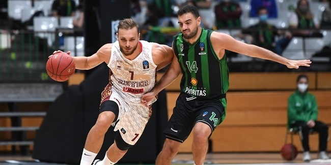 7DAYS EuroCup, Regular Season Round 4: Joventut Badalona vs. Umana Reyer Venice