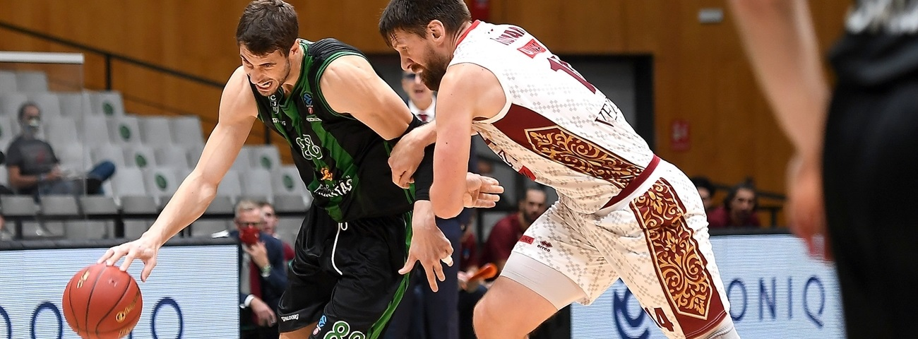 Tomic paced team effort that lifted Joventut to the next level