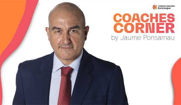 Jaume Ponsarnau on managing staffs: 'It is always possible to learn'
