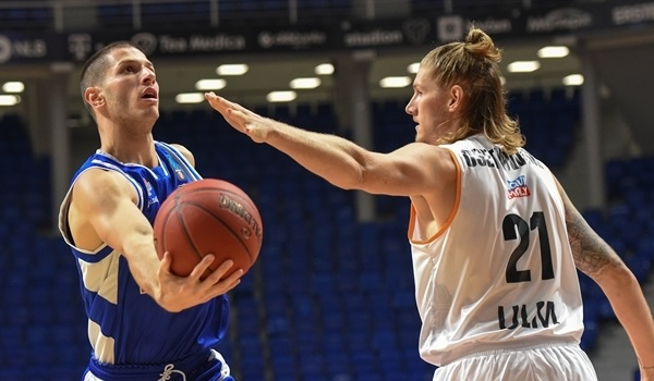 RS04 Report: Ivanovic keeps Buducnost perfect at home