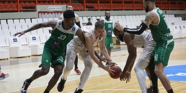 7DAYS EuroCup, Regular Season Round 4: Promitheas Patras vs. Nanterre 92
