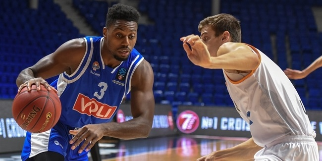 7DAYS EuroCup, Regular Season Round 4: Buducnost Voli Podgorica vs. ratiopharm Ulm