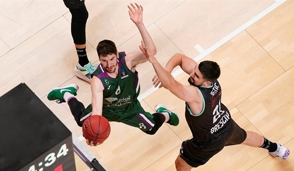 RS04 Report: Unicaja holds off Brescia's comeback