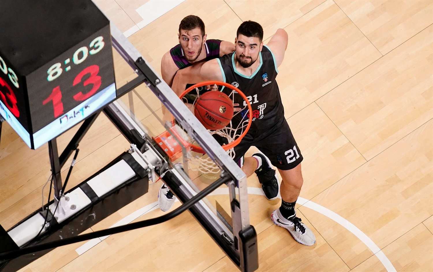 Dusan Ristic - Germani Brescia (photo Unicaja - M. Pozo) - EC20