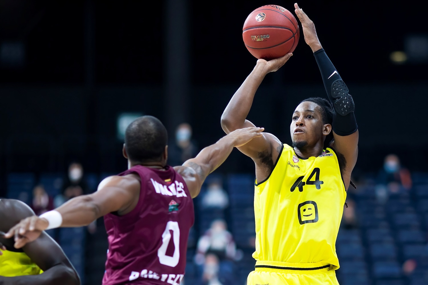 Kenneth Smith - Telenet Giants Antwerp (photo Lietkabelis - Karolio Kavolelio) - EC20