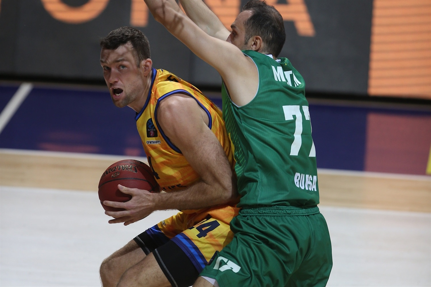 Matt Costello - Herbalife Gran Canaria (photo Bursaspor) - EC20