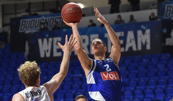 'Sixth-man' Ivanovic dominated again for Buducnost