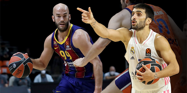 Head-to-Head: Nick Calathes vs. Facu Campazzo