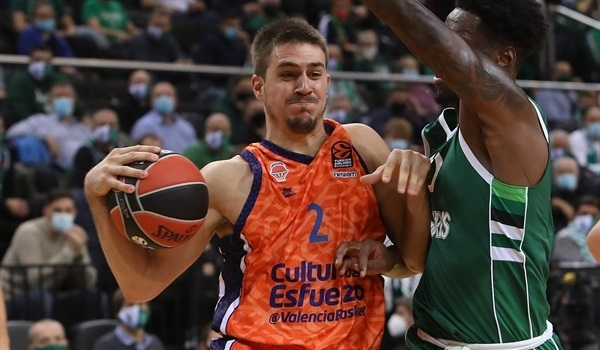 RS5 Report: Valencia ends Zalgiris's unbeaten run
