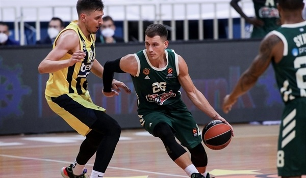 RS5 Report: Nedovic fires Panathinaikos to victory over Fenerbahce