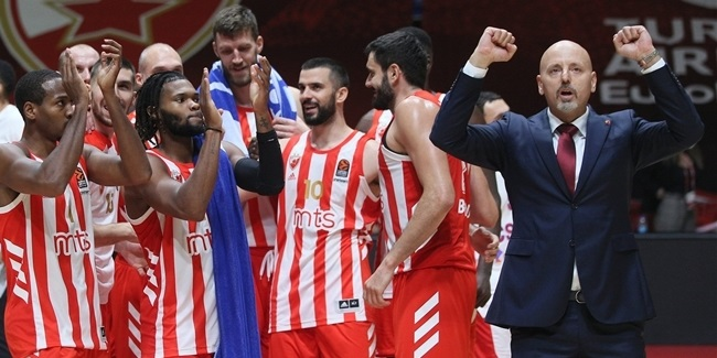 Game of the Week: Zvezda's key home stretch begins with Efes