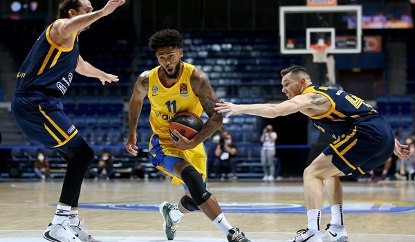 RS5 Report: Maccabi outlasts Khimki in OT, 87-89