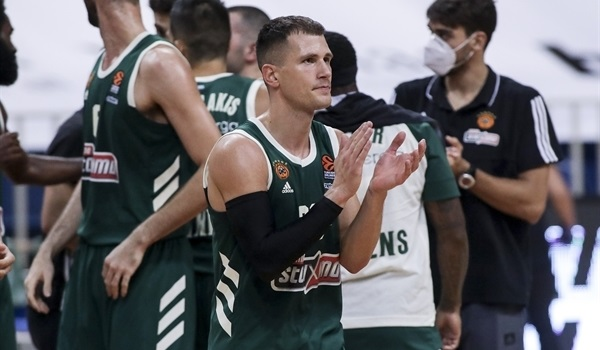 Nedovic made a name for himself at Panathinaikos
