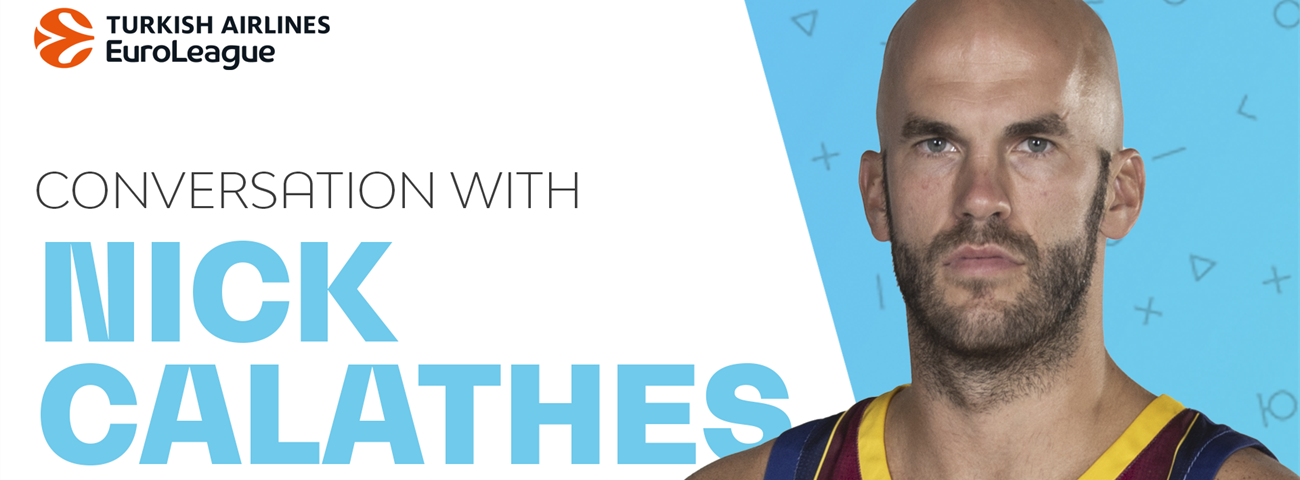 Nick Calathes, Barcelona: 'Saras is a player's coach'
