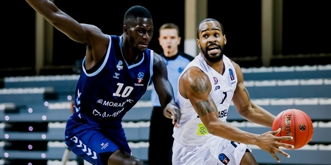 7DAYS EuroCup, Regular Season Round 5: MoraBanc Andorra vs. Lietkabelis Panevezys