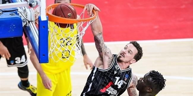 7DAYS EuroCup, Regular Season Round 5: Telenet Giants Antwerp vs. Virtus Segafredo Bologna
