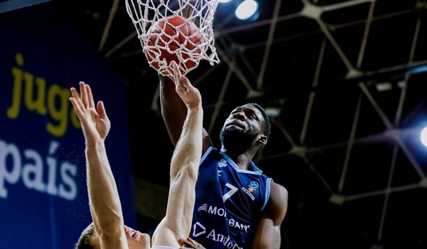 Running and dunking helped Andorra inside