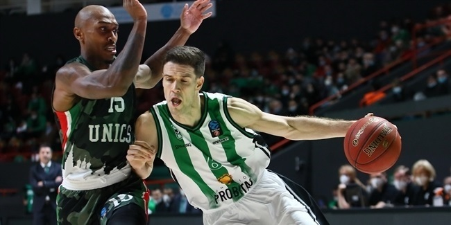 7DAYS EuroCup, Regular Season Round 5: UNICS Kazan vs. Joventut Badalona