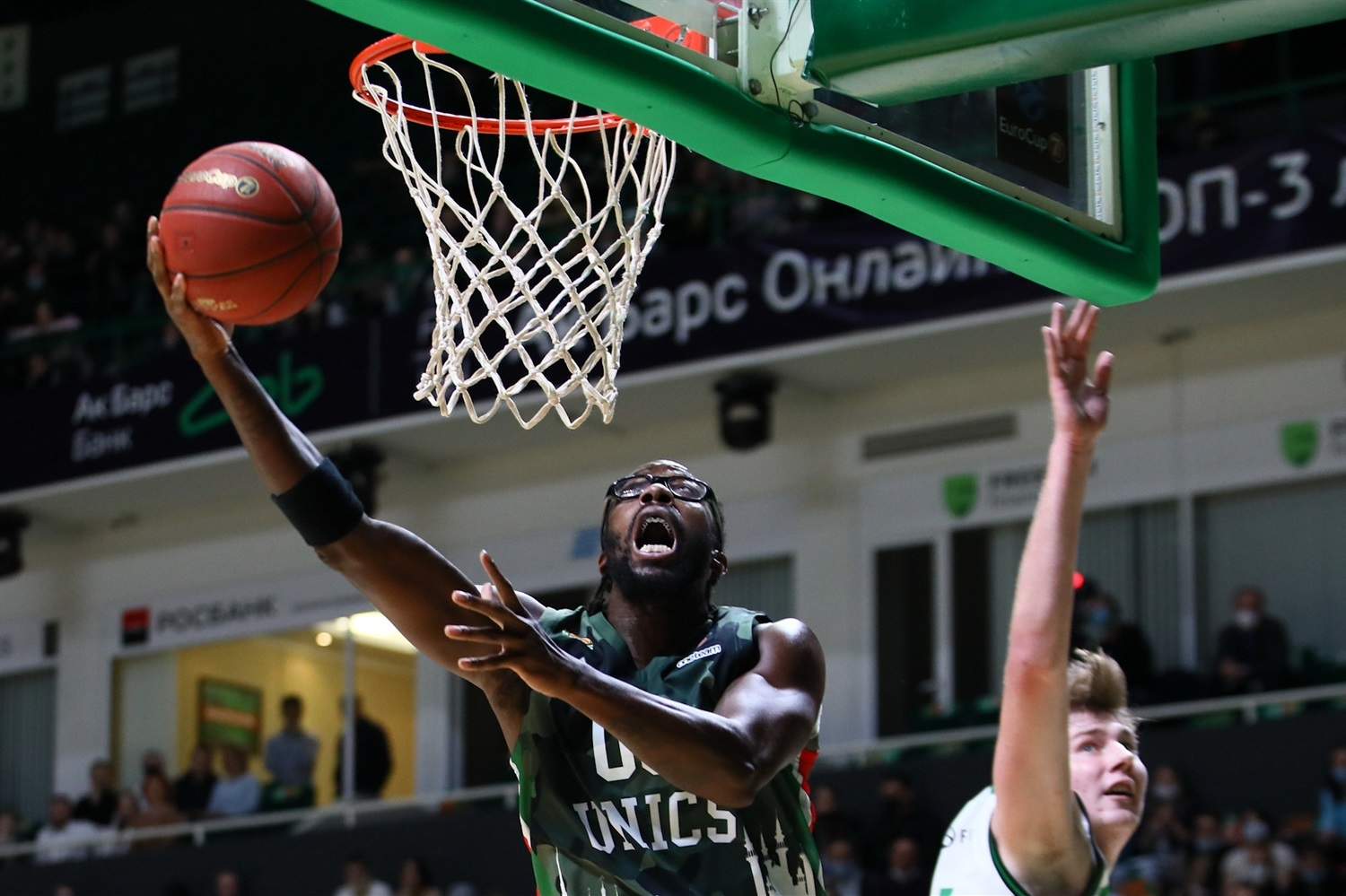 John Brown - UNICS Kazan (photo UNICS - Kseniya Bogdanova) - EC20