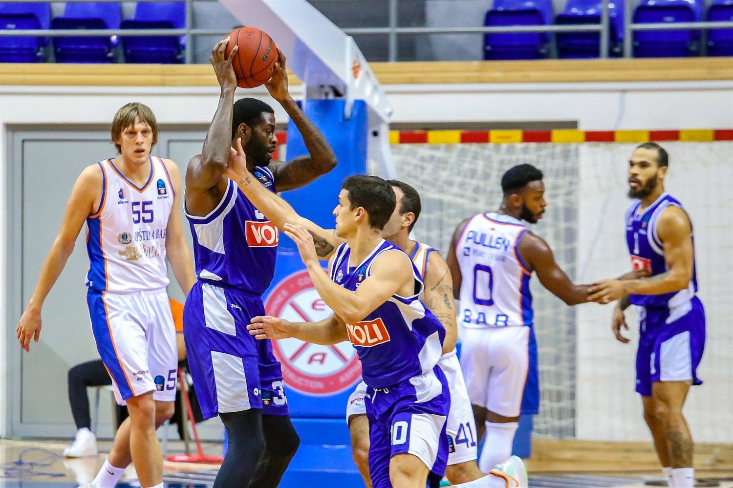 Willie Reed - Buducnost VOLI Podgorica (photo Mornar) - EC20