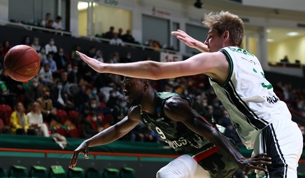 RS05 Report: Joventut triumphs in OT at UNICS to stay undefeated
