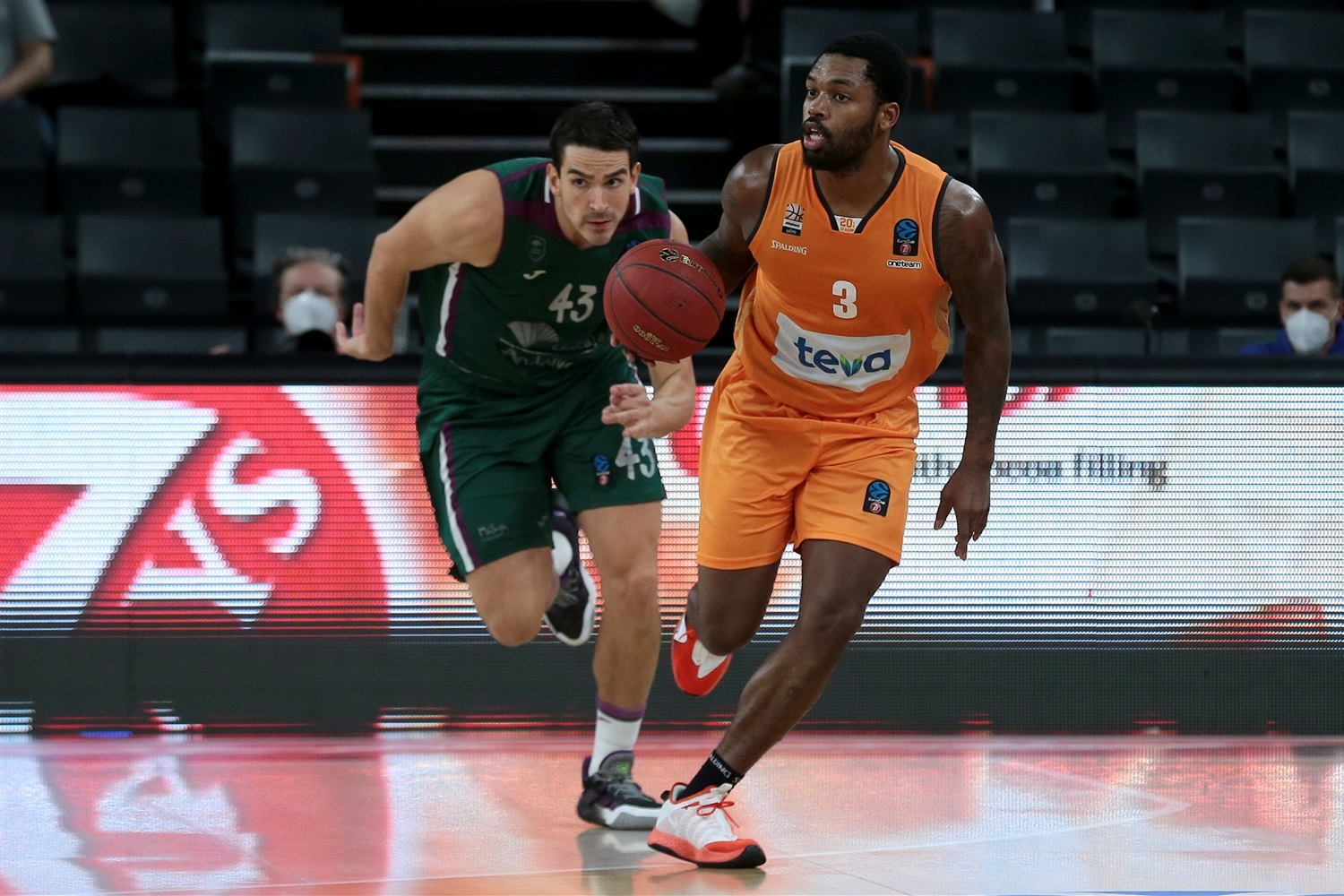 Trey Landers - ratiopharm Ulm (photo Ulm - Harry Langer) - EC20