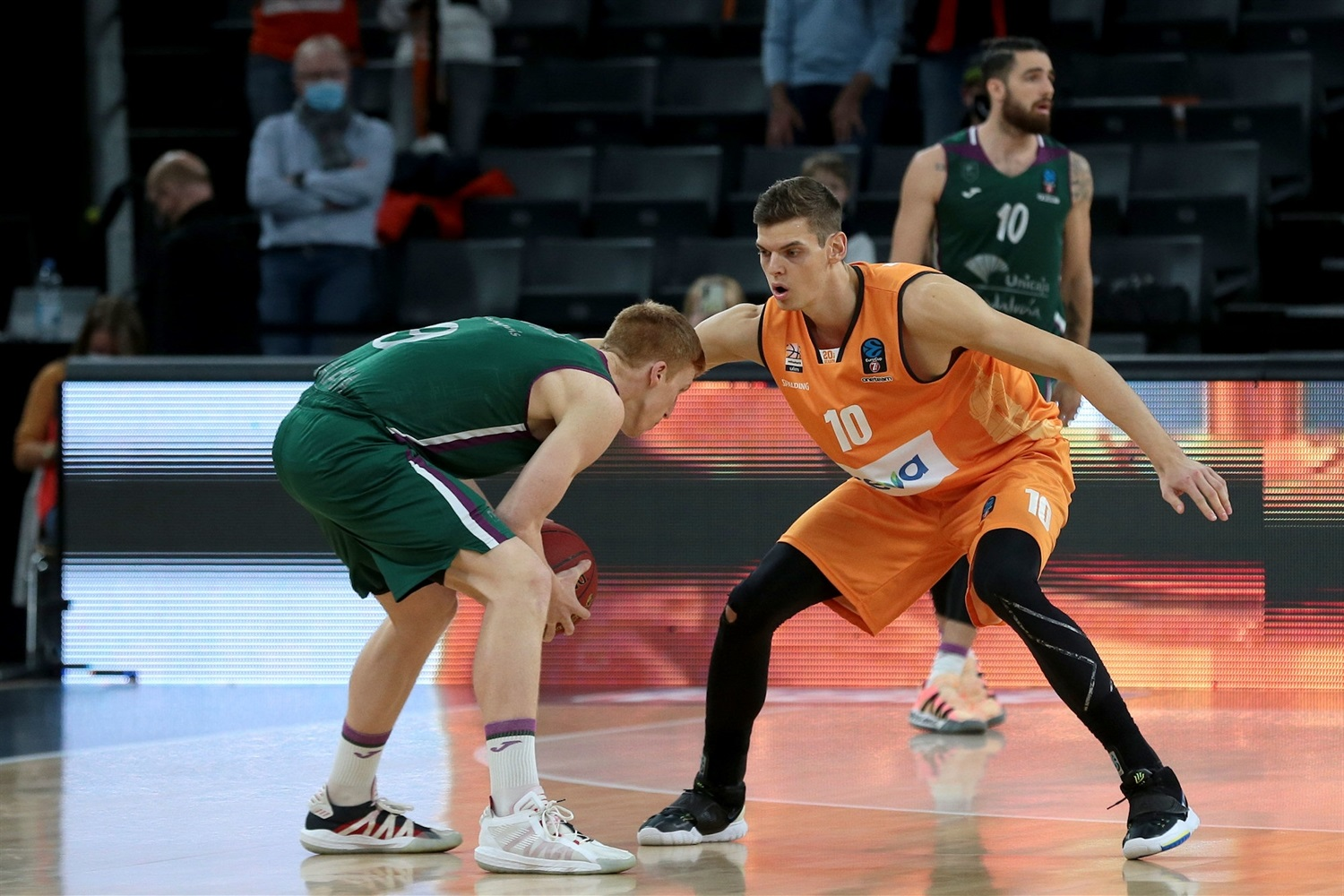 Alberto Diaz - Unicaja Malaga (photo Ulm - Harry Langer) - EC20