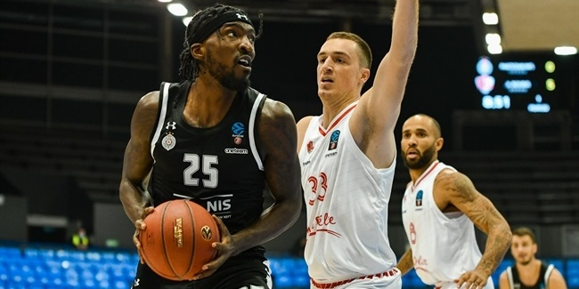 Top 16 closer look: Partizan NIS Belgrade