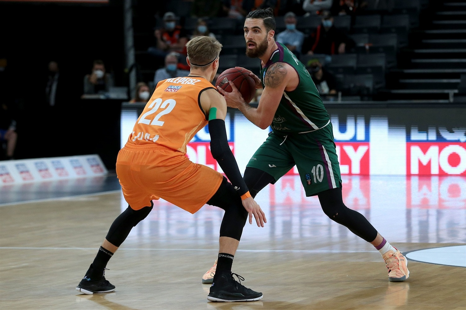Francis Alonso - Unicaja Malaga (photo Ulm - Harry Langer) - EC20