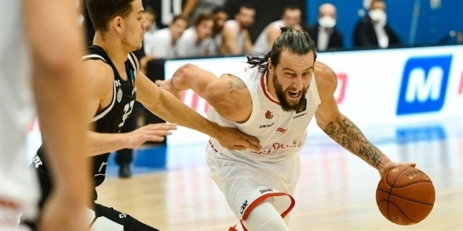 7DAYS EuroCup, Regular Season Round 5: Partizan NIS Belgrade vs. JL Bourg en Bresse
