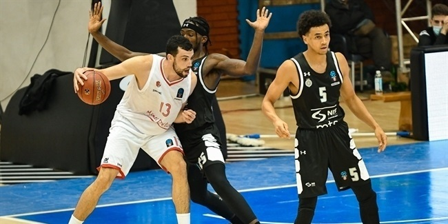 MVP of the Week: Pierre Pelos, JL Bourg en Bresse