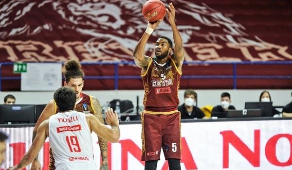 RS05 Report: Reyer tops Bahcesehir in OT