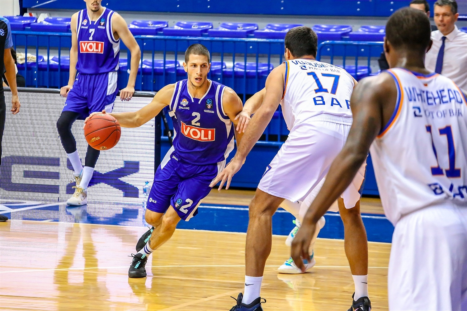 Nikola Ivanovic - Buducnost VOLI Podgorica (photo Mornar) - EC20