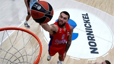CSKA tops Valencia to end slide