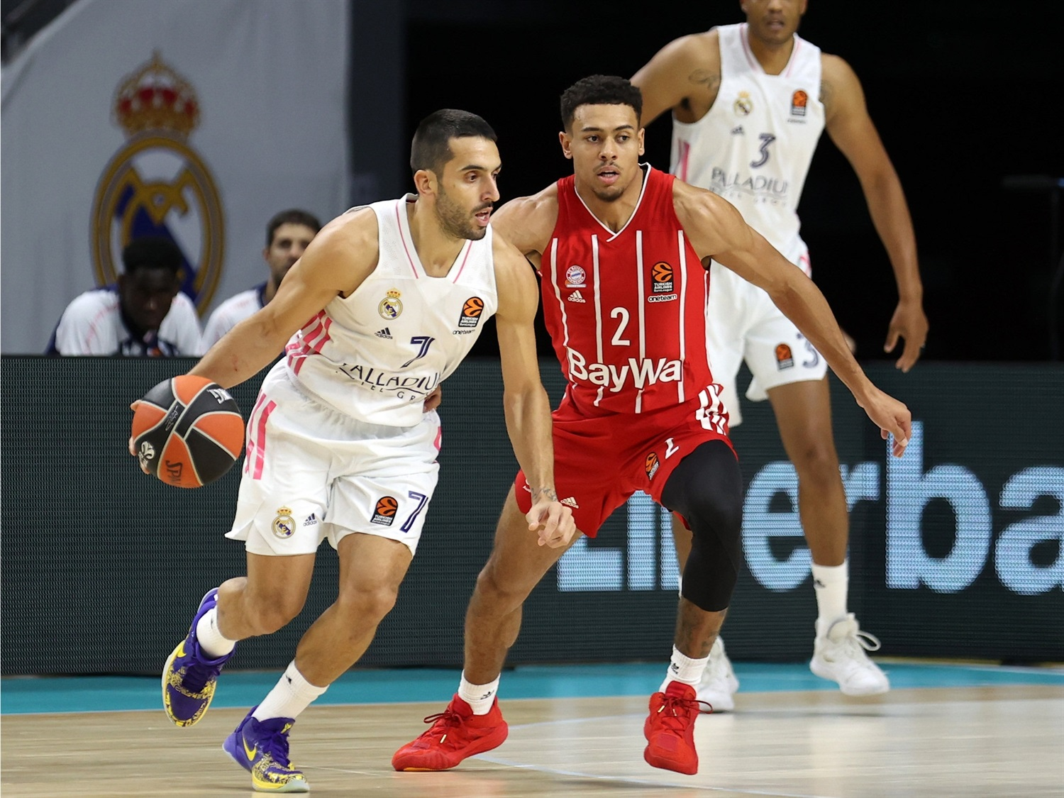 Facundo Campazzo - Real Madrid - EB20