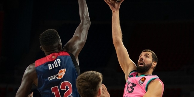 Co-MVPs of the Week: Nikola Mirotic and Marius Grigonis
