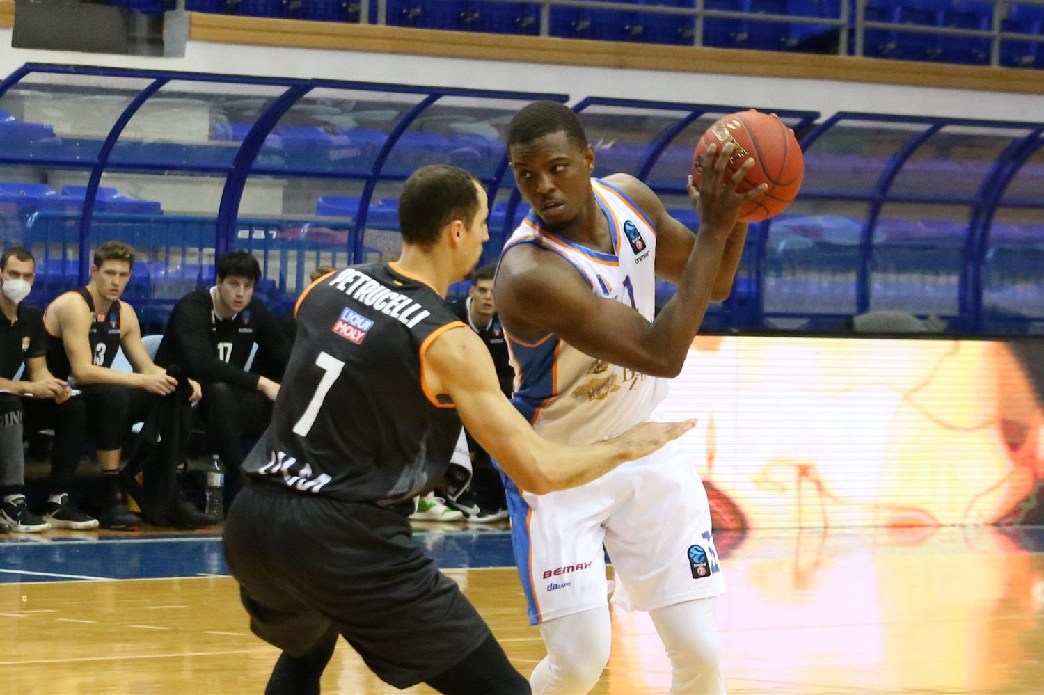 Isaiah Whitehead - Mornar Bar (photo Mornar) - EC20