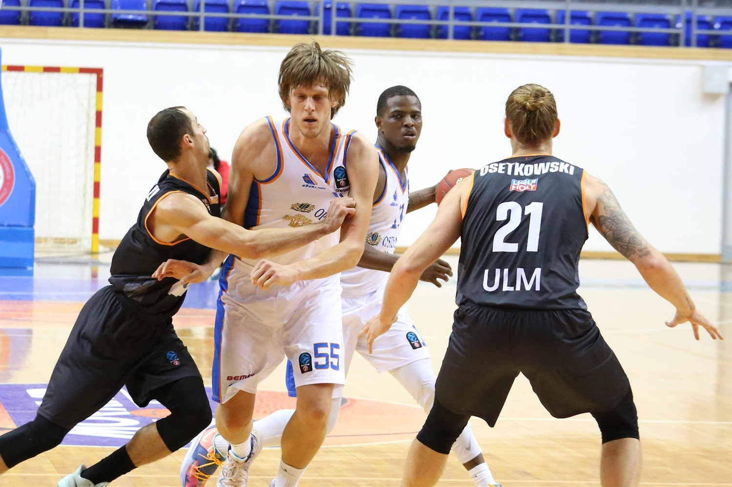Uros Lukovic - Mornar Bar (photo Mornar) - EC20