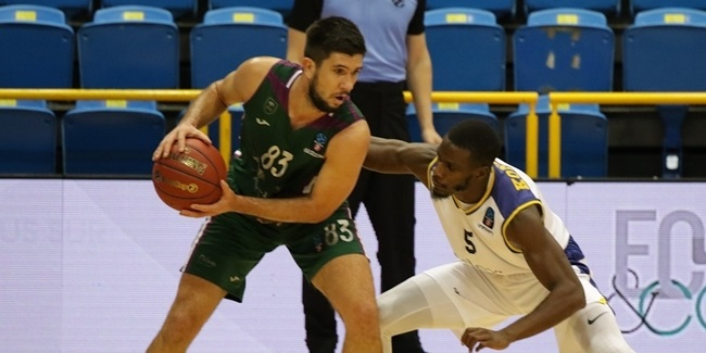 7DAYS EuroCup, Regular Season Round 6: Boulogne Metropolitans 92 vs. Unicaja Malaga
