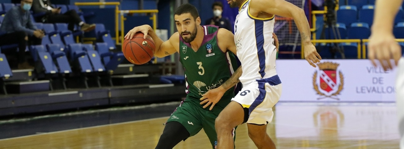Unicaja's Fernandez out 3 to 4 weeks